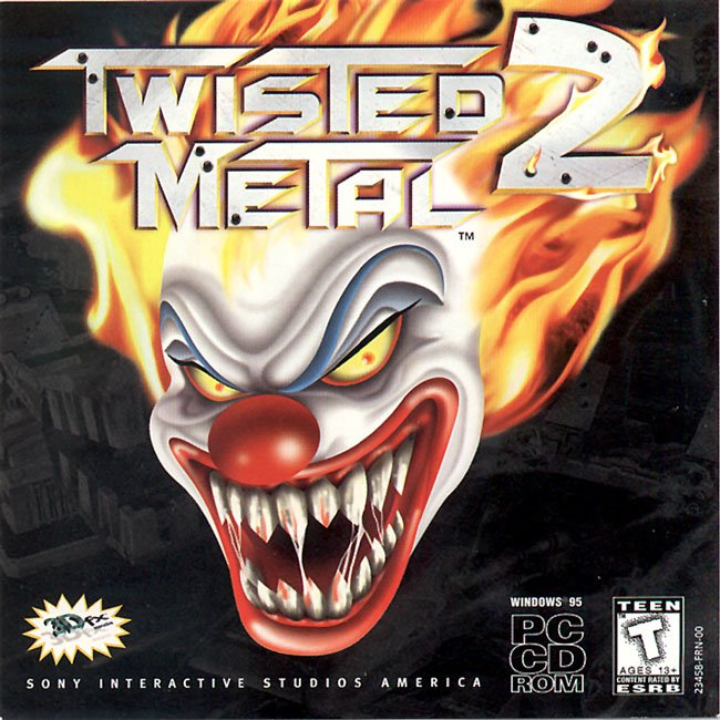 Baixar Twisted Metal Collection Torrent PS1 1999